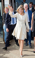 Zoetermeer, 24-09-2012<br /> <br /> <br /> Queen Maxima attends 10 year jubilee <br /> Foundation Participation, Integration and Equality Zoetermeer.<br /> <br /> COPYRIGHT ROYALPORTRAITS EUROPE BERNARD RUEBSAMEN