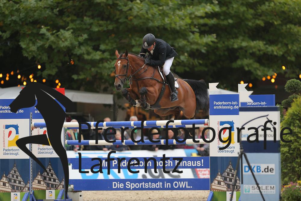 Schans, Wout-Jan van der, Capetown<br /> Paderborn - Paderborn Challenge 2014<br /> Championat<br /> © www.sportfotos-lafrentz.de/ Stefan Lafrentz