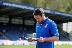 Bristol Rovers' Tom Parkes - Photo mandatory by-line: Dougie Allward/JMP - Mobile: 07966 386802 26/04/2014 - SPORT - FOOTBALL - High Wycombe - Adams Park - Wycombe Wanderers v Bristol Rovers - Sky Bet League Two