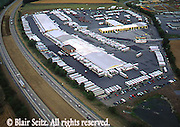 Southcentral Pennsylvania, Aerial Photographs, Trucking Center I-81, Carlisle, Cumberland Co., PA