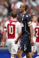 AJAX - WILLEM II<br /> Willem II degradeert en Ajax is kampioen van de eredivisie<br /> Philipp Haastrup baalt na de 5-0 van Ajax