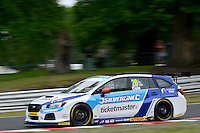 #20 James Cole GBR Subaru Team BMR Subaru Levorg GT  during first practice for the BTCC Oulton Park 4th-5th June 2016 at Oulton Park, Little Budworth, Cheshire, United Kingdom. June 04 2016. World Copyright Peter Taylor/PSP.