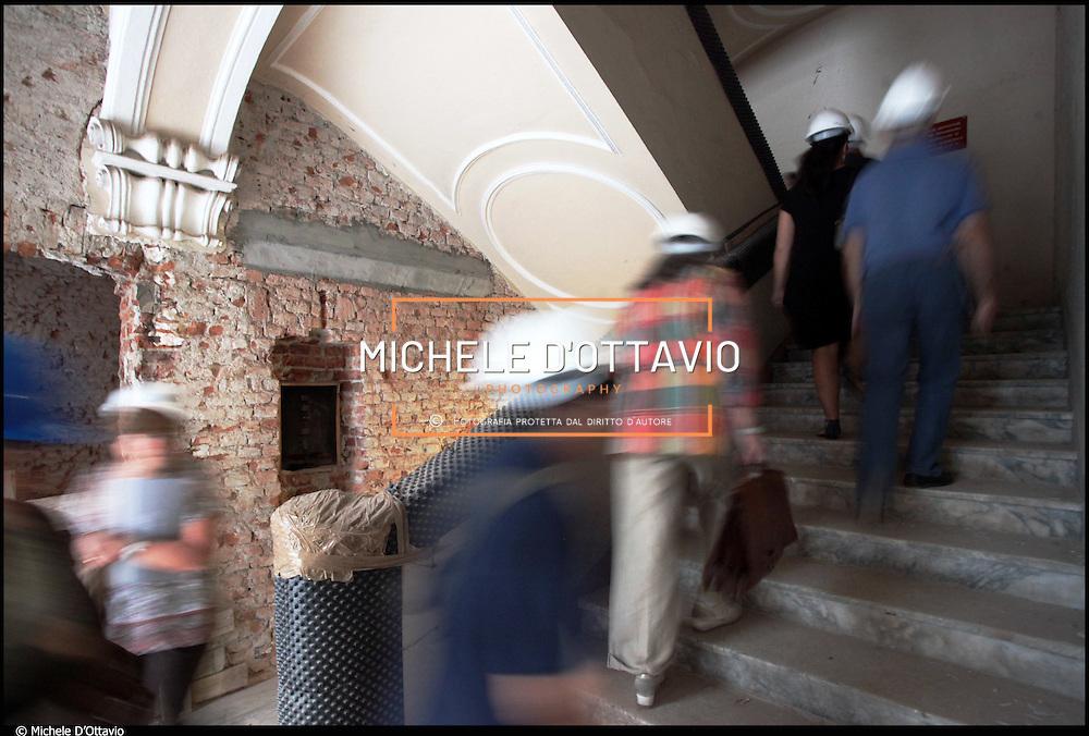 Visita guidata al cantiere Residenza Bogino18, Torino