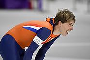 Olympic Speed Skating, 15 Feb 2018