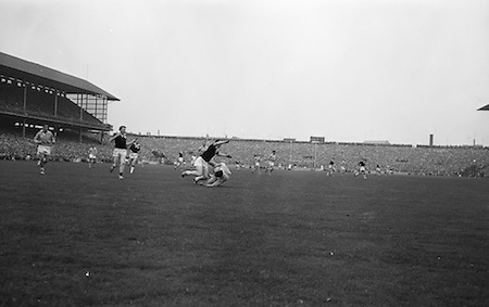 All Ireland Senior Football Championship Final, Dublin v Galway, 22.09.1963, 09.23.1963, 22nd September 1963, Dublin 1-9 Galway 0-10,.
