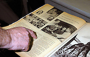Look Magazine- emmet Till case. Photo ©Suzi Altman