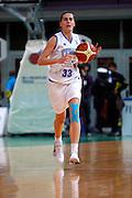 DESCRIZIONE : Priolo Additional Qualification Round Eurobasket Women 2009 Italia Belgio<br /> GIOCATORE : Raffaela Masciadri<br /> SQUADRA : Nazionale Italia Donne<br /> EVENTO : Qualificazioni Eurobasket Donne 2009<br /> GARA :  Italia Belgio<br /> DATA : 16/01/2009<br /> CATEGORIA : Palleggio<br /> SPORT : Pallacanestro<br /> AUTORE : Agenzia Ciamillo-Castoria/G.Pappalardo