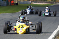 #33 Juiceie BRUCEIE Reynard FF84 during Avon Tyres Formula Ford 1600 National & Northern Championship - Pre 90 - Qualifiying  as part of the BRSCC Oulton Park Season Opener at Oulton Park, Little Budworth, Cheshire, United Kingdom. April 09 2016. World Copyright Peter Taylor/PSP. Copy of publication required for printed pictures.  Every used picture is fee-liable.