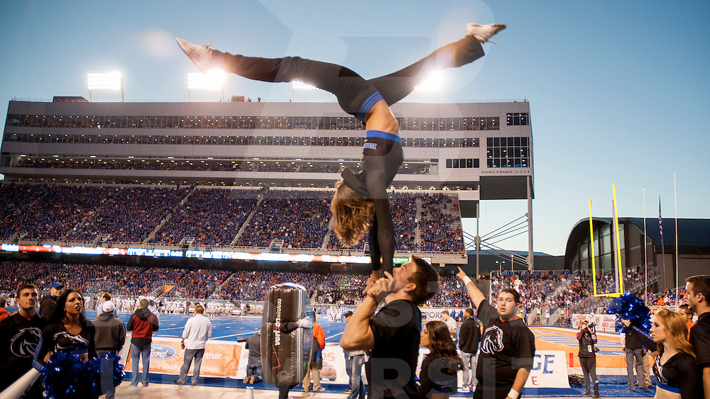 Football vs Nevada, Homecoming, Photo by Annelise Woodward