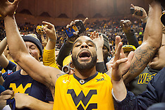 01/12/16 Men's BB West Virginia vs. Kansas