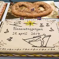 Kökuhlaðborð og verðlaunaafhending á Torfnesi
