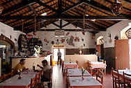 Taberna do Gabao is one of the most famous restaurants at Odeceixe. Odeceixe, Algarve is a small village near the coast, with a small river, Ceixe, that marks the border between Algarve and Alentejo.