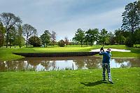 BRIELLE - Golfclub Kleiburg. hole 9. COPYRIGHT KOEN SUYK