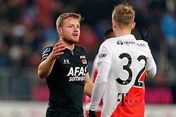23-11-2019 NED: FC Utrecht - AZ Alkmaar, Utrecht<br /> Round 14 / Fredrik Midtsjø #6 of AZ Alkmaar