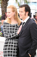 Actress Nicole Kidman and actor Clive Owen at the at the Heminway & Gellhorn photocall at the 65th Cannes Film Festival France. Friday 25th May 2012 in Cannes Film Festival, France.