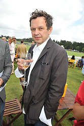 Designer TOM DIXON at the 2009 Veuve Clicquot Gold Cup Polo final at Cowdray Park Polo Club, Midhurst, West Sussex on 19th July 2009.