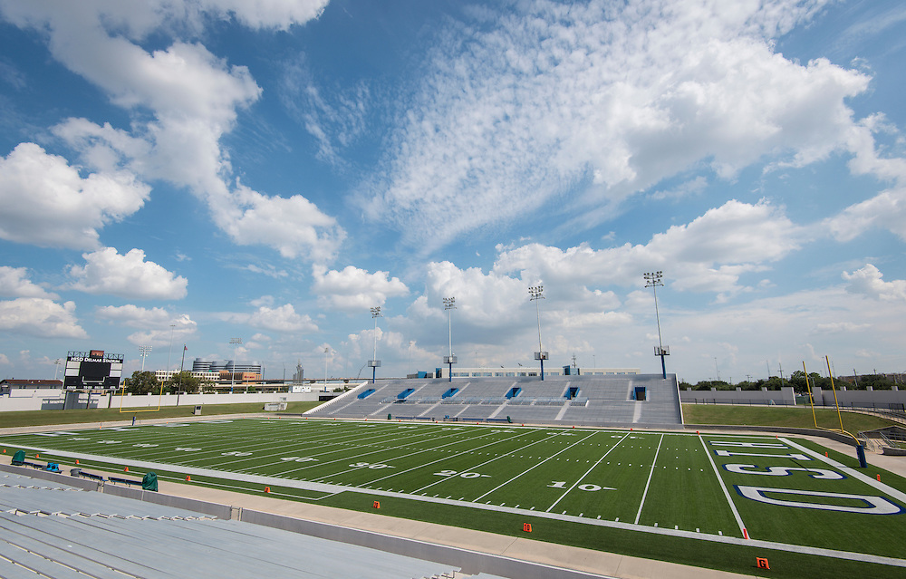 Delmar Stadium, September 24, 2015.