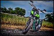 "2018 - Client Shoot - Custom Motorcycle Build - ""MO GRA"""