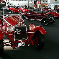 1930 Alfa Romeo 6C 1750 Spider, Retro Classics, Stuttgart Germany 2010
