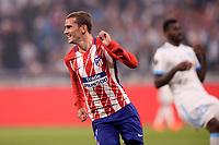 SOCCER : Atletico Madrid vs OM - Europa League - 05/16/2018<br /> <br /> 07 Antoine Griezmann (atl) - JOIE<br /> <br /> Norway only