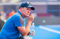 BHUBANESWAR (INDIA) - assistent bondscoach Graham Reid (Ned)  bij het WK Hockey heren. COPYRIGHT KOEN SUYK