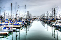 Long Beach Marina, Long Beach, CA