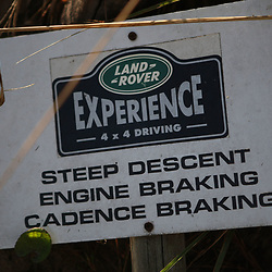 THURSDAY 13TH MAY 2010 / DURBAN SOUTH AFRICA<br /> Land Rover <br /> during the Sharks  off road for the Land rover Experience