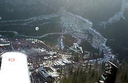 17.03.2012, Planica, Kranjska Gora, SLO, FIS Ski Sprung Weltcup, Team Skifliegen, im Bild Anders Bardal (NOR),   during the FIS Skijumping Worldcup Flying Hill Team, at Planica, Kranjska Gora, Slovenia on 2012/03/17. EXPA © 2012, PhotoCredit: EXPA/ Oskar Hoeher.
