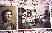 ricordi di lucia Mezzasalma, sindacalista nel periodo delle lotte contadine in Sicilia nel dopoguerra, Palermo.<br /> Memories of Lucia Mezzasalma, unionist, she was very involved in peasant movement in Sicily after the second world war, Palermo.