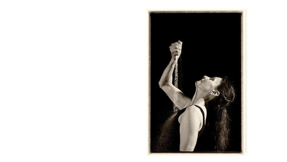 Anne-Marie Mulgrew, Choreographer / SALT, at the Painted Bride Theater,