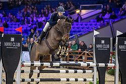 Frederick Charlotte, BEL, Swing Jo<br /> Jumping Mechelen 2019<br /> © Hippo Foto - Dirk Caremans<br />  26/12/2019