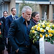 NLD/Drievliet/20130104 - Uitvaart Arend Langeberg, Peter R. de Vries