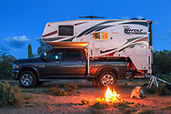 Truck Camper Travel