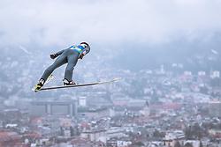 22.02.2019, Bergiselschanze, Innsbruck, AUT, FIS Weltmeisterschaften Ski Nordisch, Seefeld 2019, Skisprung, Herren, im Bild Kamil Stoch (POL) // Kamil Stoch of Poland during the men's Skijumping of FIS Nordic Ski World Championships 2019. Bergiselschanze in Innsbruck, Austria on 2019/02/22. EXPA Pictures © 2019, PhotoCredit: EXPA/ Dominik Angerer