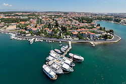 20.06.2015, Zadar, CRO, Zadar, Bucht Drazanica, liegt im Süden Kroatiens in Norddalmatien. Zadar ist eine Hafenstadt und ein Seebad an der Adria mit 75.062 Einwohnern, im Bild A bay area of Drazanica. // Zadar is located in the south of Croatia on the Adriatic Sea. Zadar is a port city and a seaside resort on the Adriatic Sea with a population of 75,062 Zadar, pictured on 4th April 2015 in Croatia on 2015/06/20. EXPA Pictures © 2015, PhotoCredit: EXPA/ Pixsell/ Dino Stanin<br /> <br /> *****ATTENTION - for AUT, SLO, SUI, SWE, ITA, FRA only*****