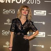 NLD/Amsterdam/20150202 - Edison Awards 2015, Jaqueline Govaert