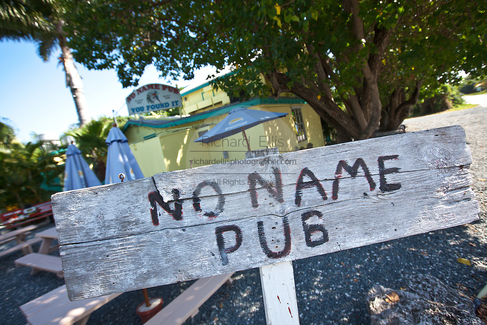 No Name Pub Big Pine Key, Florida