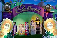 Kraft foods - Cadbury Easter Trade Show 2011