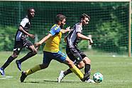 Norwich City U23 v Eintracht Braunschweig 210717
