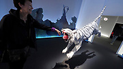 57th Art Biennale in Venice - Viva Arte Viva.<br /> Magazzini del Sale. 25 Years Illy Art Collection.<br /> Display by Robert Wilson.