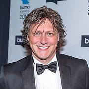 NLD/Hilversum/20150217 - Inloop Buma Awards 2015, Edwin van Hoevelaak
