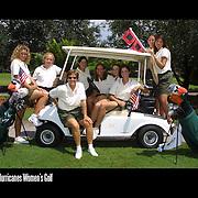 Hurricanes Women's Golf Team Photos