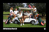 Hurricanes Women's Golf Team Photos