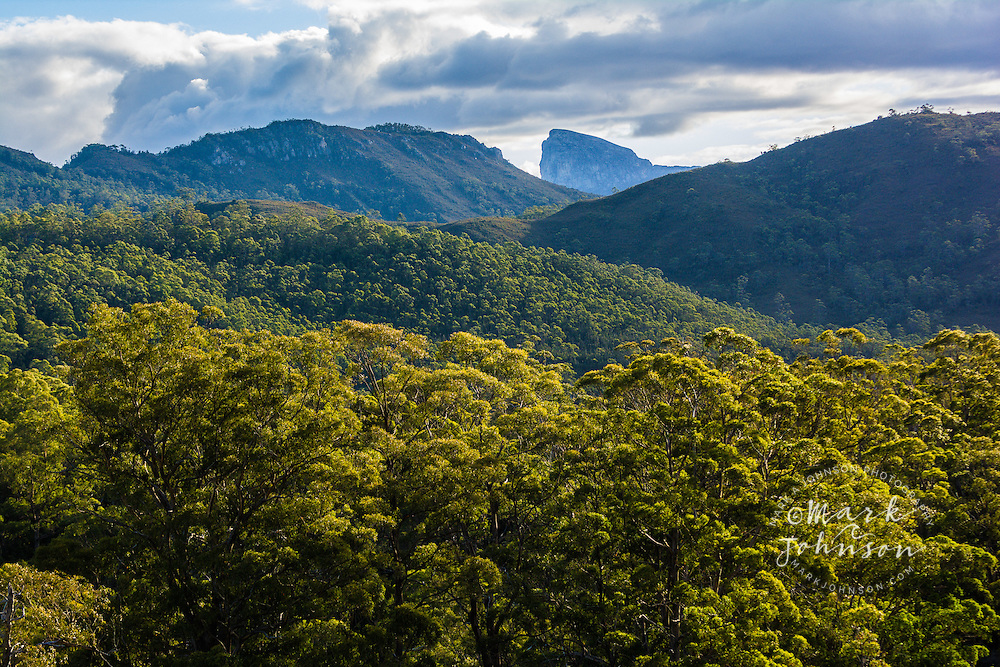 Frenchman's Cap, Franklin-Gordon Wild Rivers National Park, Tasmania, Australia