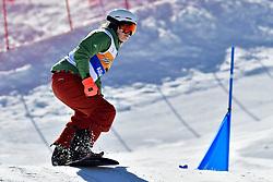 GARTTENER Anne, SB-LL2, NED, Banked Slalom at the WPSB_2019 Para Snowboard World Cup, La Molina, Spain