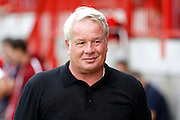 Crawley Town manager Dermot Drummy during the EFL Sky Bet League 2 match between Crawley Town and Notts County at the Checkatrade.com Stadium, Crawley, England on 27 August 2016. Photo by Andy Walter.