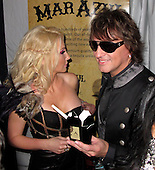 Rich Sambora Fashion Show 10/17/2010