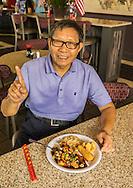 Chinese Chef Joe Fong Cashew Chicken