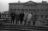 1963 - Ulster Young Unionists Council at Dail Eireann