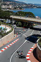 MOTORSPORT - F1 2013 - GRAND PRIX OF MONACO / GRAND PRIX DE MONACO - MONTE CARLO (MON) - 23 TO 26/05/2013 - PHOTO FRANCOIS FLAMAND / DPPI - GUTIERREZ ESTEBAN (MEX) - SAUBER F1 C32 - ACTION